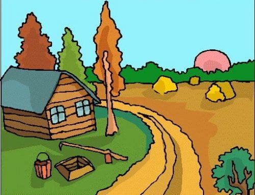 Een kampeerboerderij laat stadse kinderen leren