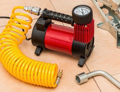 Compressors helpen op vele momenten
