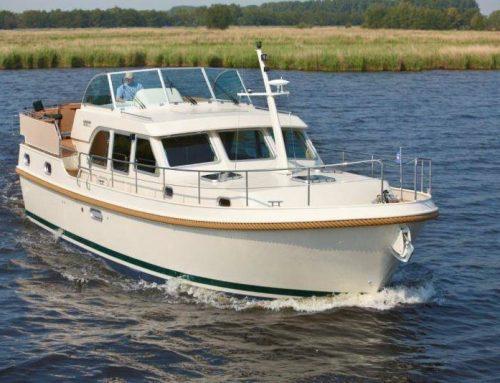 De mooiste plaatsen in Nederland voor luxe motorjachten