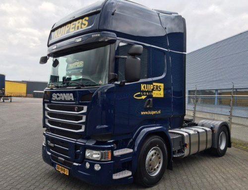 Transport naar China begint in Oldenzaal