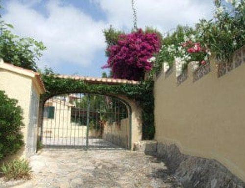 Een villa in Spanje, voorzien van alle gemakken