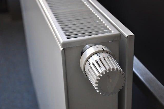 radiator centrale verwarming