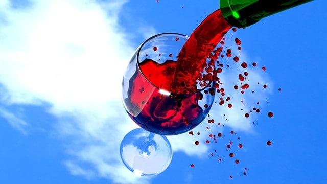 rode wijn Duitsland