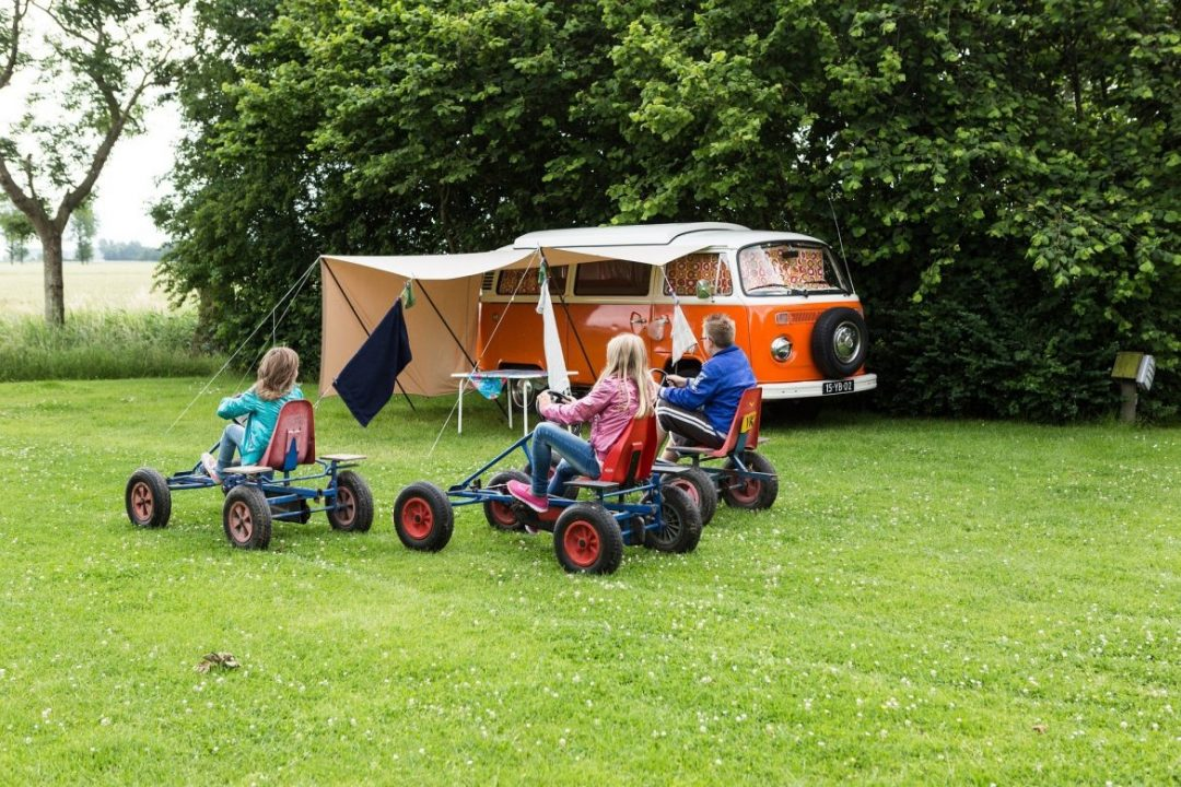 camping-kinderen