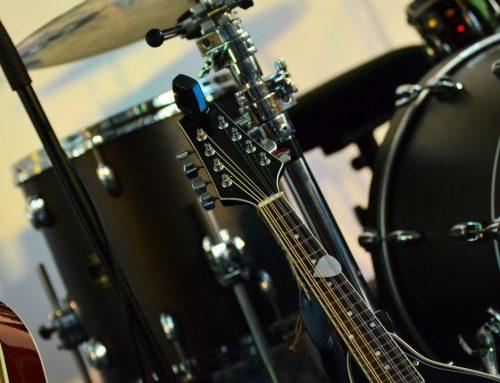 Verminder de muzikale overlast met een drumstudio