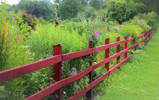 houten-hek