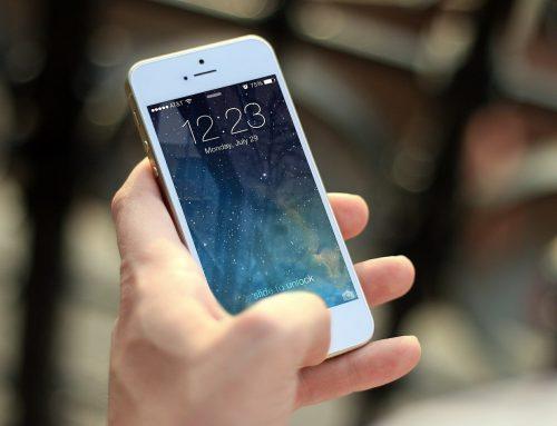 iPhone hoesjes beschermen de iPhone!
