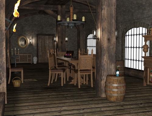 Het grote voordeel van eikenhouten meubelen in je interieur