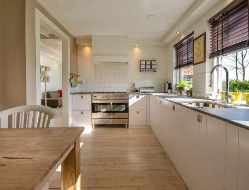 Verbouwen van bijvoorbeeld kozijnen en keukens