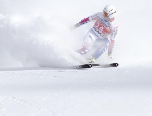 Winnaar ludieke skihalwedstrijd bekent