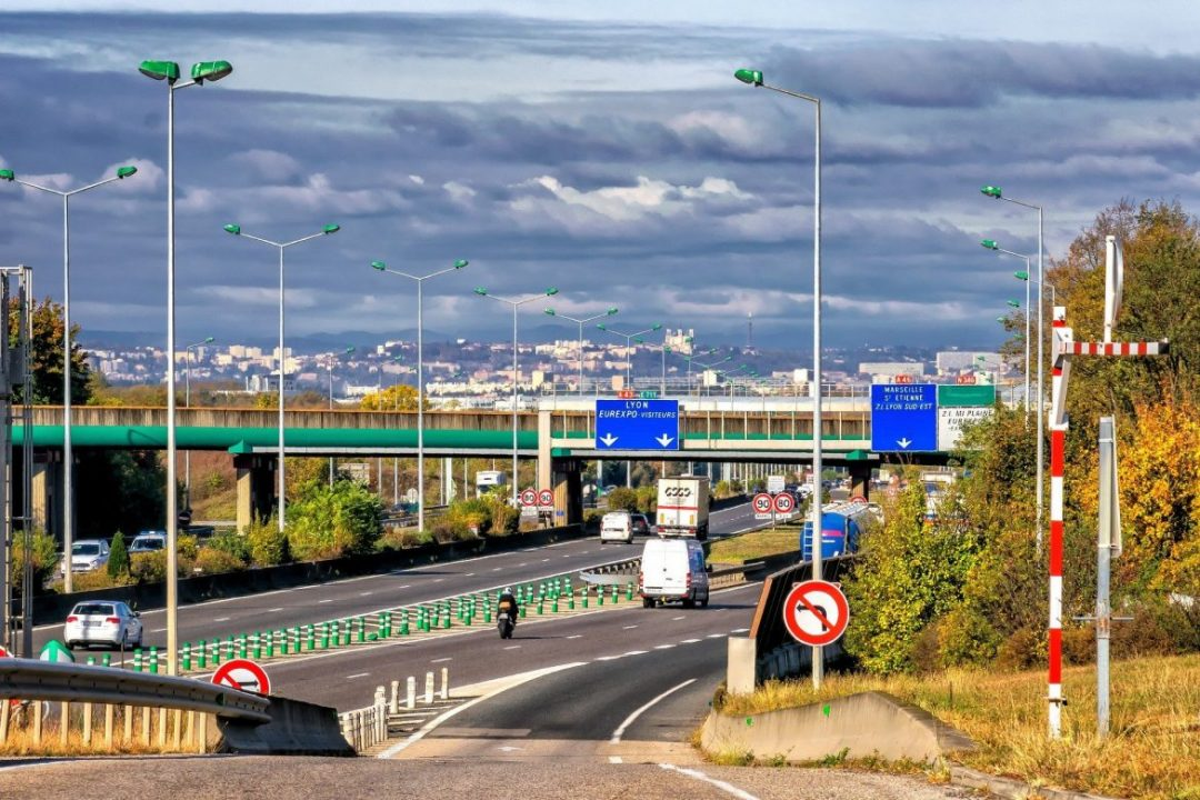 snelweg frankrijk