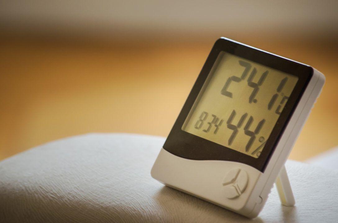 temeperatuur-meter