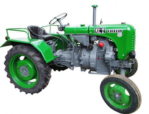 Tractoren, de geschiedenis, techniek, merken en de wetgeving van de tractor