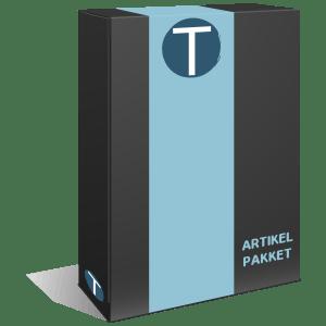 advertentie pakket