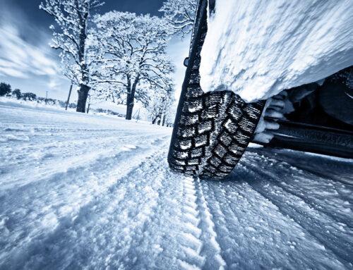 Winterbanden voor de auto